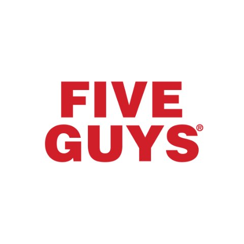 Five Guys American Hamburger Fries Restaurant La Mer Jumeirah 1 Dubai Uae